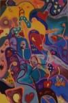 Obras de arte: Asia : Bahrein : Juzur_Hawar : juffair : sombreros de amor
