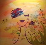 Obras de arte: Asia : Bahrein : Juzur_Hawar : juffair : sueño de modelo