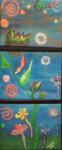 Obras de arte: Asia : Bahrein : Juzur_Hawar : juffair : paraiso de mar