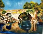 Obras de arte: Europa : España : Canarias_Las_Palmas : Maspalomas : El puente