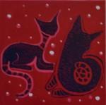 Obras de arte:  : México : Yucatan : ciudad_de_merida : CATS II