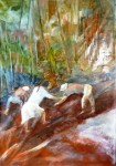Obras de arte: America : Argentina : Buenos_Aires : Miramar : la tierra