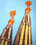 Obras de arte:  : España : Catalunya_Barcelona : Barcelona_ciudad : SAGRADA FAMILIA