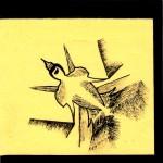 Obras de arte:  : Argentina : Buenos_Aires : Buenos_Aires_ciudad : Cascaded Bird