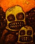 Obras de arte: America : Perú : Piura : Piura_ciudad : PADRE  E  HIJO