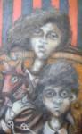 Obras de arte: America : Perú : Piura : Piura_ciudad : HERMANOS