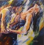 Obras de arte: America : Colombia : Cundinamarca : BOGOTA_D-C- : la transcendencia después del beso