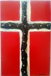 Obras de arte:  : México : Nuevo_Leon : Monterrey : Cross Series 2