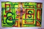 Obras de arte:  : México : Nuevo_Leon : Monterrey : Laberinto