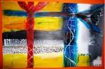 Obras de arte:  : México : Nuevo_Leon : Monterrey : Fronteras