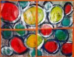 Obras de arte:  : México : Nuevo_Leon : Monterrey : mil bolas