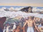 Obras de arte: America : Per� : Arequipa : Arequipa_ciudad : Mural que se debe restaurar