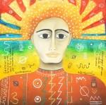 Obras de arte: America : Colombia : Distrito_Capital_de-Bogota : Bogota_ciudad : CHIMINIGAGUA
