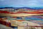 Obras de arte: America : Chile : Region_Metropolitana-Santiago : Santiago_de_Chile : La pequeña ciudad