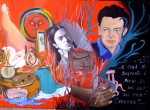Obras de arte:  : Italia : Sicilia : catania : Omaggio a Frida Kahlo