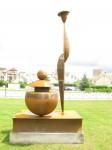 Obras de arte:  : España : Madrid : Torrelodones : QUIJOTE CONMEMORACIÓN