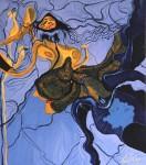 Obras de arte: America : Colombia : Distrito_Capital_de-Bogota : Bogota : Serie Disfunción Eclectic CANAL 69