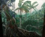 Obras de arte:  : Colombia : Quindio : Calarcá : palmas de cera colombia