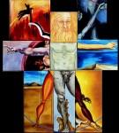 Obras de arte: America : Puerto_Rico : San_Juan_Puerto_Rico : Sanjuan : Romualdo - Hombre Vitruvio