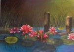 Obras de arte: America : Colombia : Antioquia : Medellin : NENUFARES