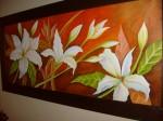 Obras de arte:  : Colombia : Antioquia : Medellin : La calidez de las azucenas