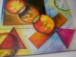 Obras de arte:  : Colombia : Antioquia : Medellin : Espacio de colores