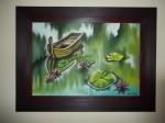 Obras de arte:  : Colombia : Antioquia : Medellin : LA BARCA VACIA