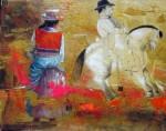 Obras de arte:  : Perú : Arequipa : Arequipa_ciudad : Colca y Botero