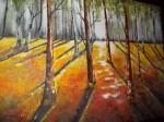 Obras de arte:  : Colombia : Antioquia : Medellin : Reflejos de Atardecer
