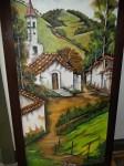 Obras de arte:  : Colombia : Antioquia : Medellin : Hacia la capilla del alto