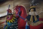 Obras de arte: America : Ecuador : Pichincha : Quito : A la conquista de la luz