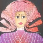 Obras de arte: America : Colombia : Distrito_Capital_de-Bogota : Bogota_ciudad : ROSA