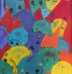 Obras de arte:  : Argentina : Cordoba : cordoba-capital : La chancha y los veinte