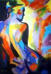 Obras de arte: America : Argentina : Buenos_Aires : CABA : Time dissolves