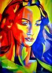 Obras de arte: America : Argentina : Buenos_Aires : CABA : Seeking her peace