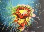 Obras de arte: America : Colombia : Distrito_Capital_de-Bogota : Bogota : Serie Medusas