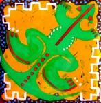 Obras de arte: America : Colombia : Distrito_Capital_de-Bogota : Bogota : Serie Precolombinos