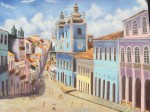 "Obras de arte:  : Perú : Lima :  : ""Por las calles de Bahia"""