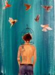 Obras de arte:  : Argentina : Buenos_Aires :  : con los pajaros volados