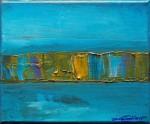 Obras de arte:  : España : Catalunya_Barcelona : Mataró : Azul