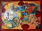 Obras de arte: America : Argentina : Rio__Negro : Bariloche : Einsteinland