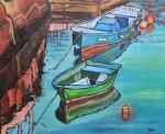 Obras de arte: Europa : Francia : Aquitaine :  : Barcas