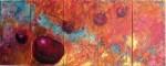 Obras de arte:  : Colombia : Antioquia : Medellin_ciudad : CAEN LAS CEREZAS