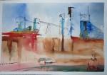 Obras de arte:  : España : Catalunya_Barcelona : Barcelona_ciudad : Industria Decadente