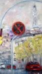 Obras de arte: Europa : España : Catalunya_Tarragona : Valls : TRAFIC