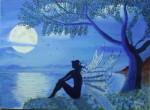 Obras de arte:  : España : Andalucía_Sevilla : Mairena_del_Alcor : Hada Azul