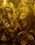 Obras de arte: Europa : España : Catalunya_Barcelona : Barcelona_ciudad : La luz de la mirada del tiempo