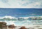 Obras de arte: Europa : España : Murcia : molina : Mar