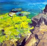 Obras de arte:  : España : Canarias_Santa_Cruz_de_Tenerife : Santa_Cruz_Tenerife_ciudad : Marea Baja 2