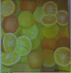 Obras de arte: America : Argentina : Buenos_Aires : Capital_Federal : Naranjas